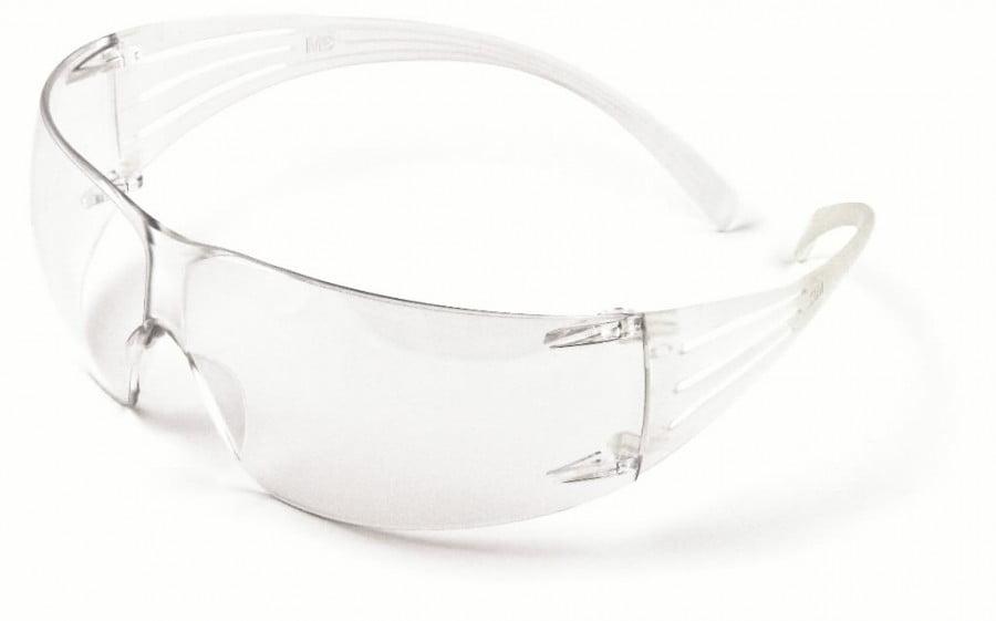 3M aizsargbrilles SecureFit 200 dārza darbiem