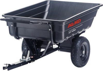 Al-Ko CT400 dārza traktora multifunkcionāla piekabe ar izgāšanas funkciju