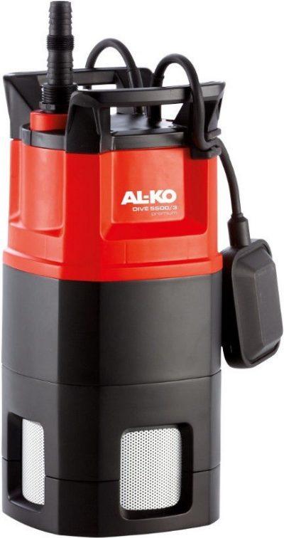 Al-Ko Dive 5500/3 iegremdējamais spiediena sūknis