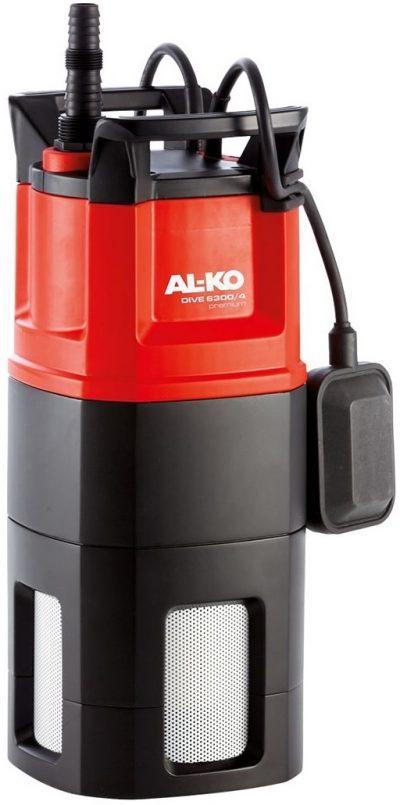 Al-Ko Dive 6300/4 iegremdējamais spiediena sūknis