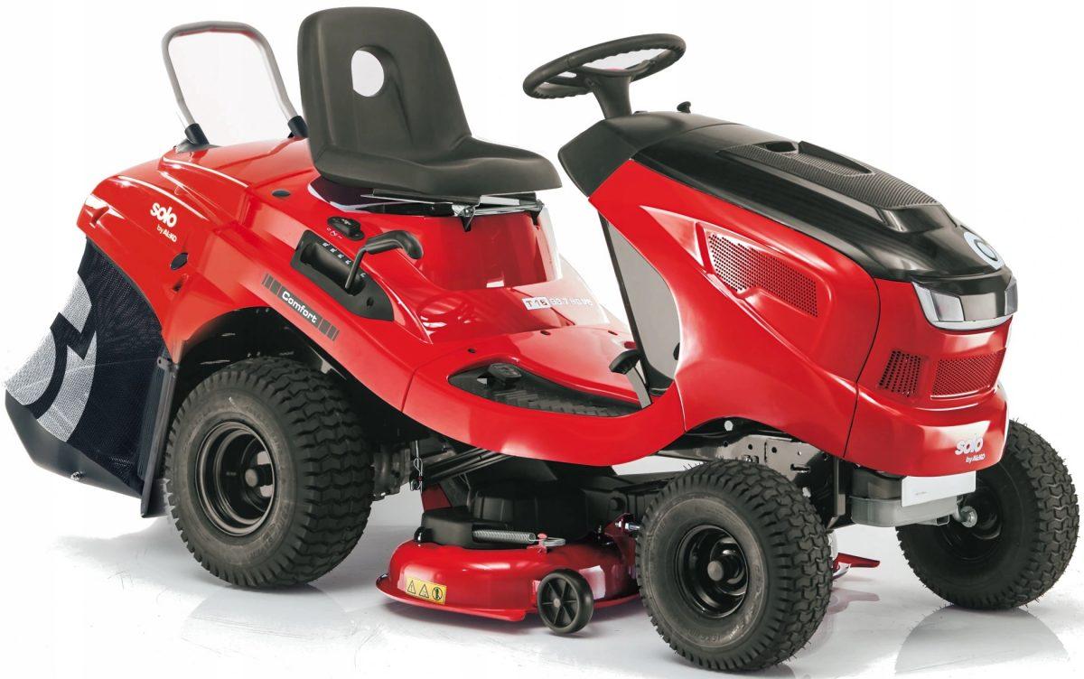 Solo by Al-Ko T 16-103.7 HD V2 zāles pļāvējs traktors