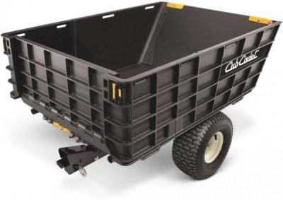 Cub Cadet dārza traktoru multifunkcionāla piekabe