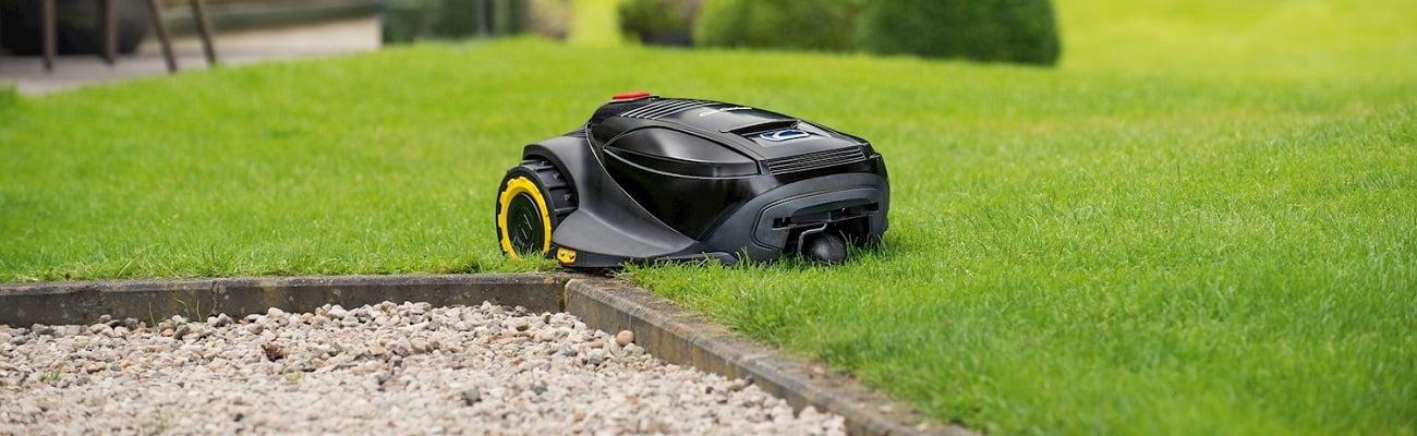 Mauriņa roboti labas cenas dārza tehnikai līzingā ar piegādi visā Latvijā