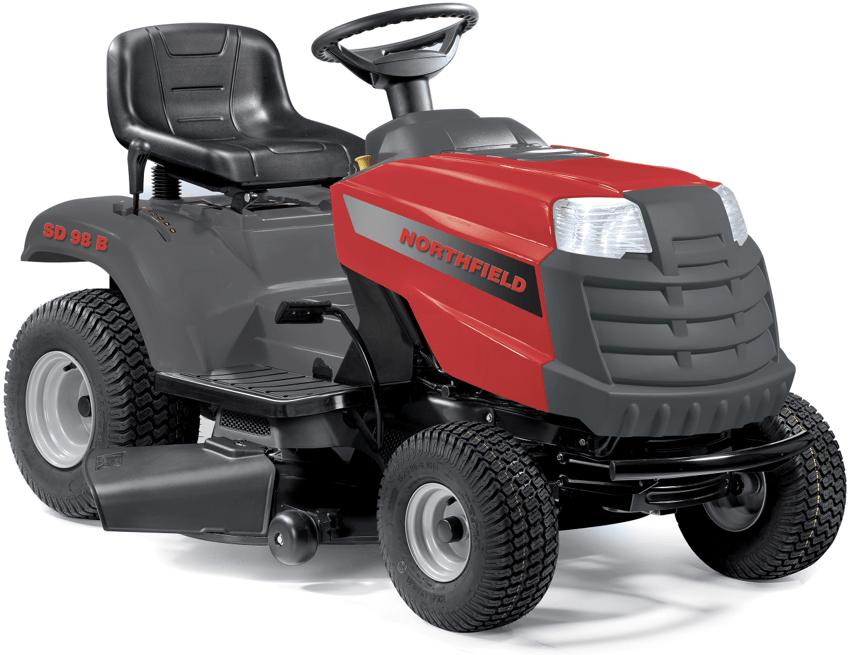 Dārza traktors Northfield GGP SD 98 B