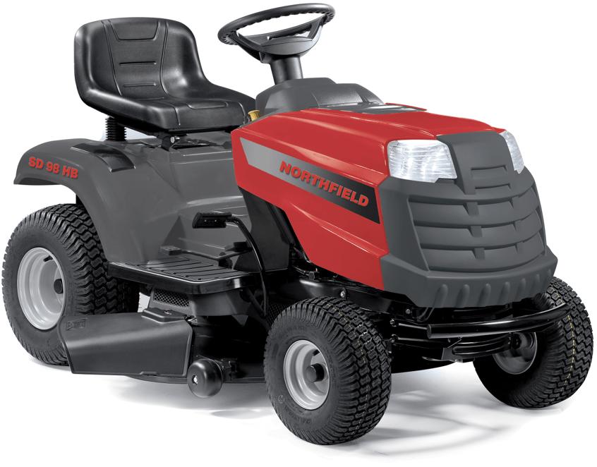 Dārza traktors Northfield GGP SD 98 H B