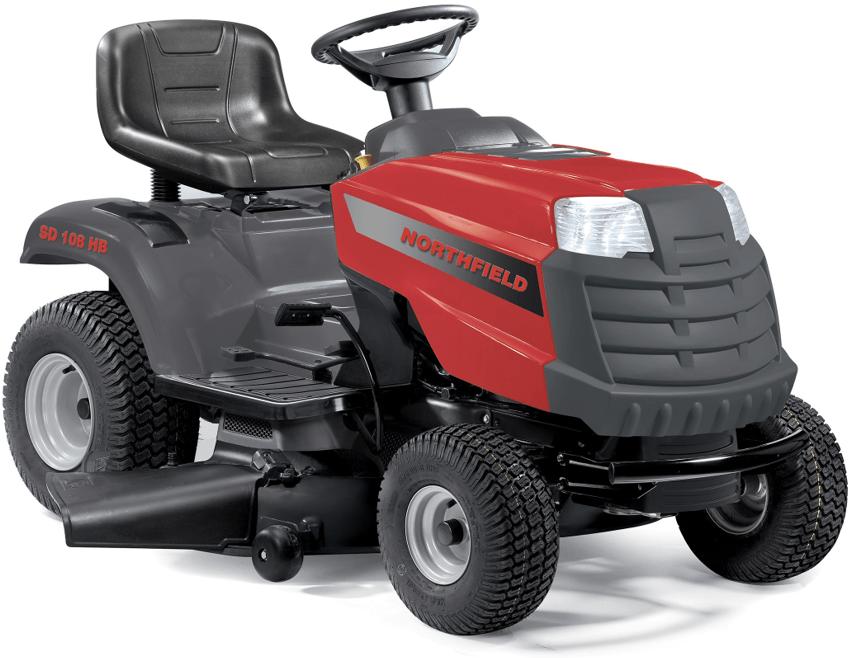 Dārza traktors Northfield GGP SDS 108 H B