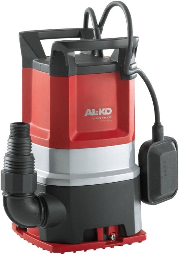 Dārza ūdens sūknis Al-Ko Twin 11000 Premium iegremdējamais sūknis netīram ūdenim
