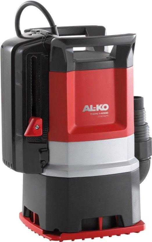 Dārza ūdens sūknis Al-Ko Twin 14000 Premium iegremdējamais sūknis netīram ūdenim