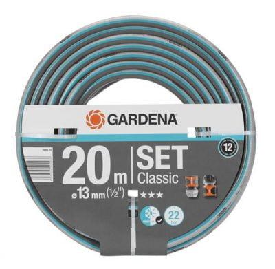 "Gardena Classic Set šļūtene 20m 13 mm (1/2"")"