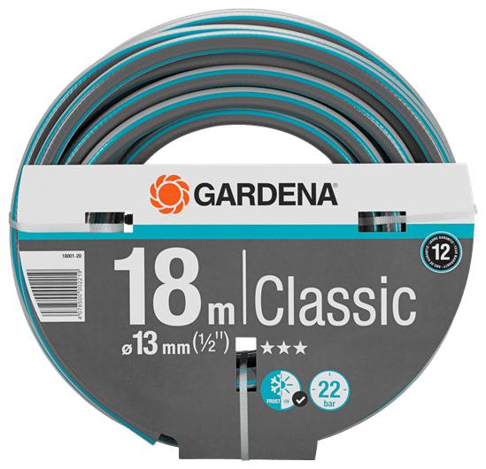 Gardena Classic šļūtene 18m