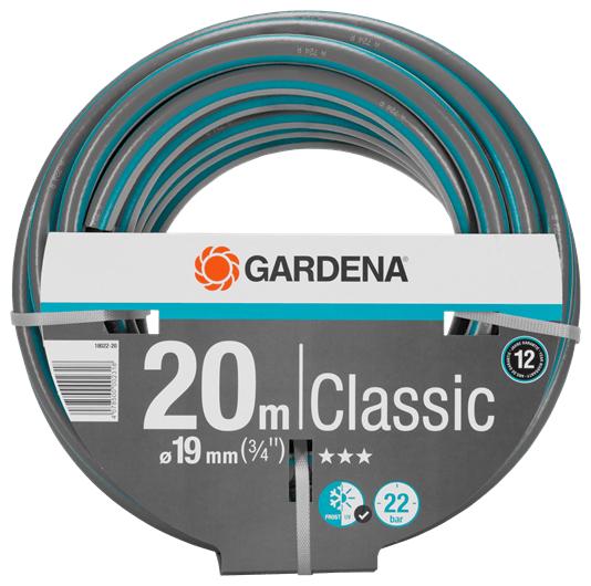 "Gardena Classic šļūtene 20m - 19 mm (3/4"")"