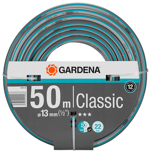 "Gardena Classic šļūtene 50m - 13 mm (1/2"")"