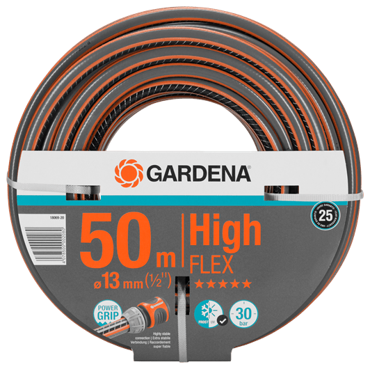 "Gardena Comfort HighFLEX šļūtene 50m - 13 mm (1/2"")"