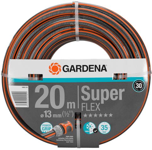 "Gardena Premium SuperFLEX šļūtene 20m - 13 mm (1/2"")"