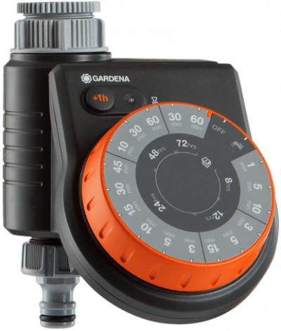 Gardena apūdeņošanas vadība Water Control Easy sistēma