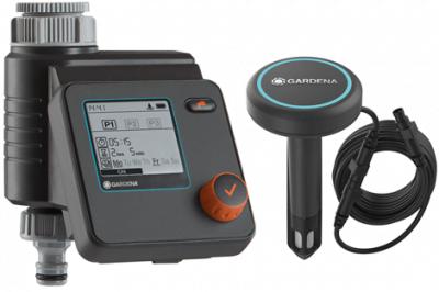 Gardena apūdeņošanas vadība Water Control Select Sensora Komplekts