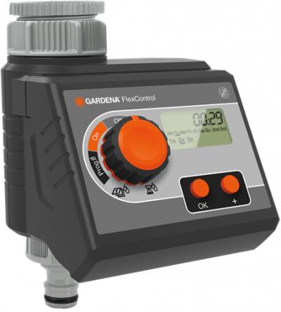 Gardena apūdeņošanas vadība apūdeņošanas dators FlexControl