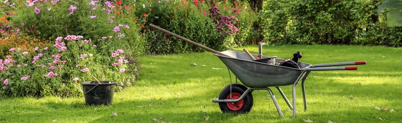 Dārza ķerras Haemmerlin labas cenas dārza tehnikai līzingā ar piegādi visā Latvijā