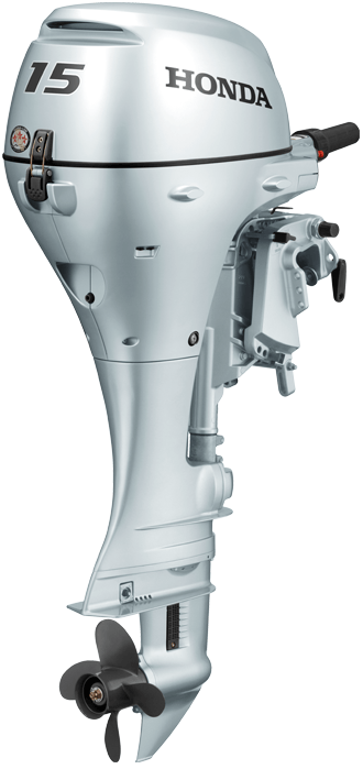 Honda Marine BF15 - BF15DK2SHU laivas motors