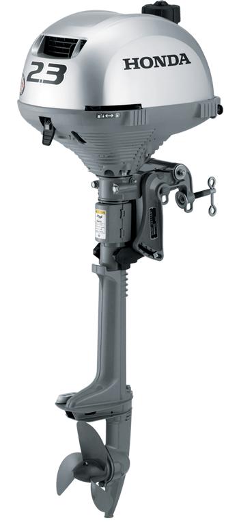 Honda Marine BF2.3 - BF2.3DHLCHU laivas motors