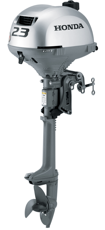 Honda Marine BF2.3 - BF2.3DHSCHU laivas motors