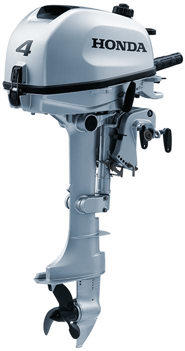 Honda Marine BF4 - BF4AHSHNU laivas motors