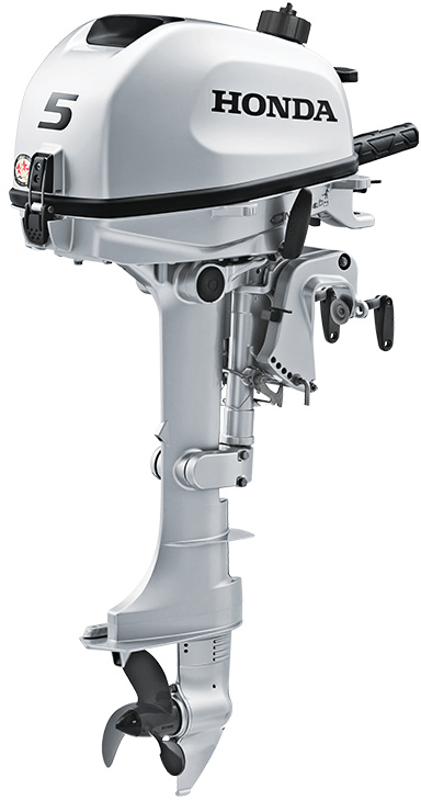 Honda Marine BF5 - BF5DHLHU laivas motors