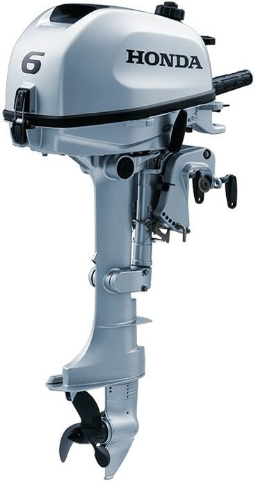 Honda Marine BF6 - BF6AHSHU laivas motors