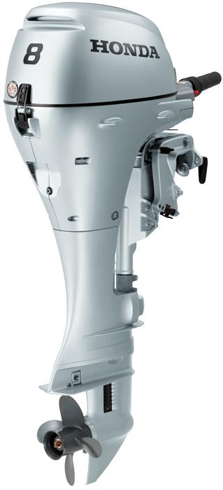 Honda Marine BF8 - BF8DK2LHU laivas motors