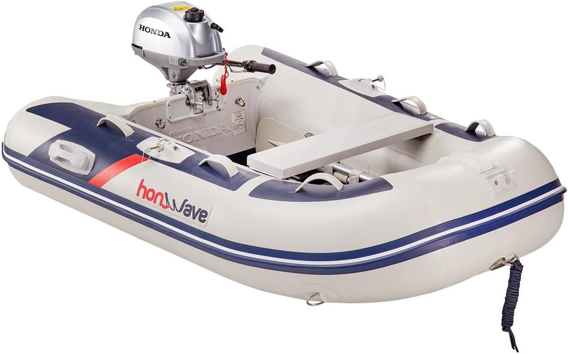 Honwave T20-SE2 piepūšamā laiva