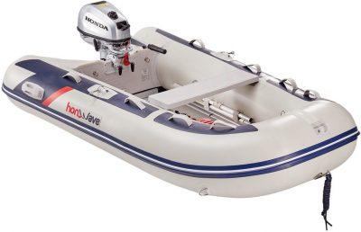 Honwave T25-AE2 piepūšamā laiva