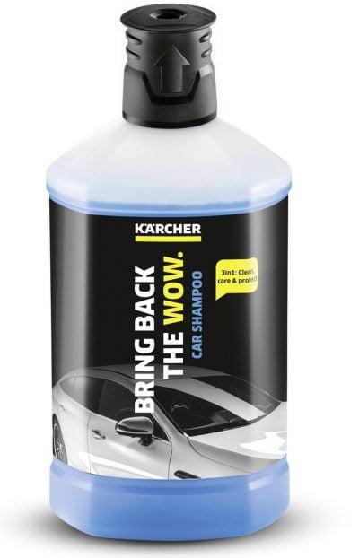 """Kärcher """"Ieslēdz un tīri"""" automobiļu šampūns"""