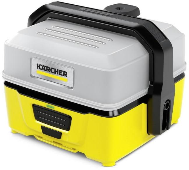 Kärcher OC 3 portatīvais zemspiediena mazgātājs