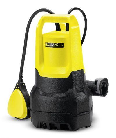 Kärcher SP 3 Dirt dārza ūdens sūknis iegremdējamais sūknis netīram ūdenim