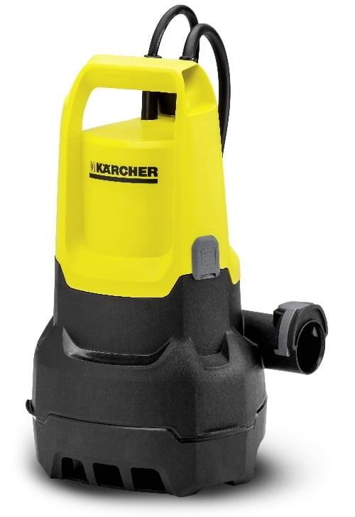 Kärcher SP 5 Dirt dārza ūdens sūknis iegremdējamais sūknis netīram ūdenim