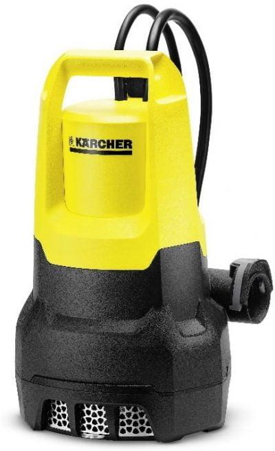 Kärcher SP 7 Dirt dārza ūdens sūknis iegremdējamais sūknis netīram ūdenim