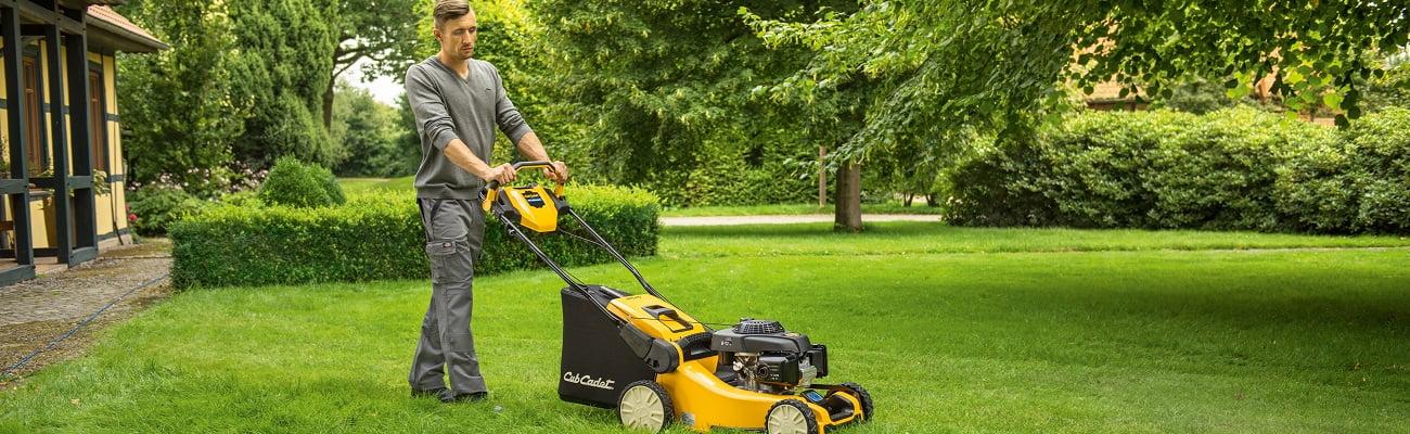 Zāles pļaujmašīnas labas cenas dārza tehnikai līzingā ar piegādi visā Latvijā