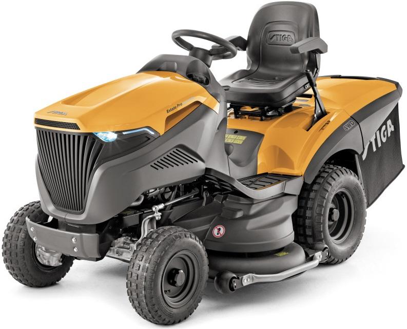 Stiga Estate PRO 9122 XWSY mauriņa traktors