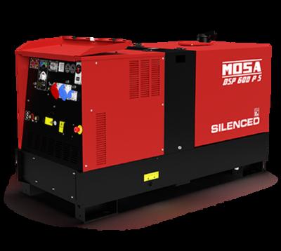 Metināšanas ģenerators Mosa DSP 600 PS Italy