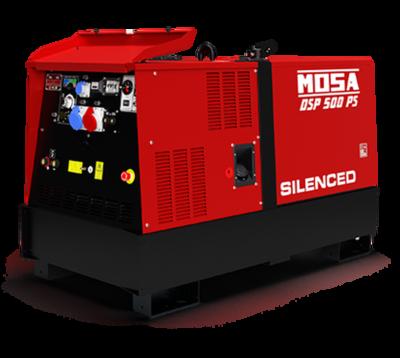Metināšanas ģenerators Mosa TS 200 BS/CF ar Šķidruma dzesēšanu