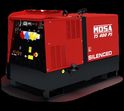Metināšanas ģenerators Mosa TS 200 DES/CF ar Šķidruma dzesēšanu