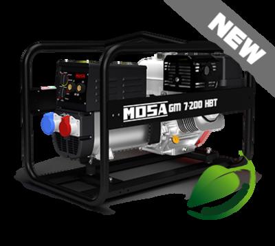 Metināšanas ģenerators Mosa TS 500 PS/BC ar Gaisa dzesēšanu