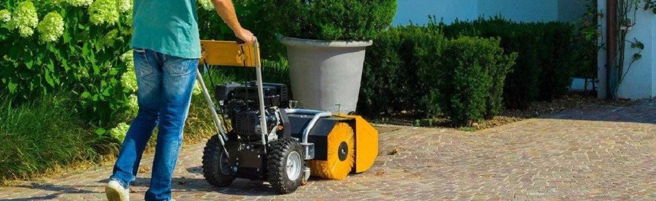 Motorizētās un mehāniskās slotas labas cenas dārza tehnikai līzingā ar piegādi visā Latvijā
