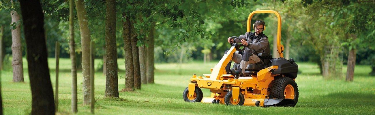 Nulles apgrieziena raideri labas cenas dārza tehnikai līzingā ar piegādi visā Latvijā