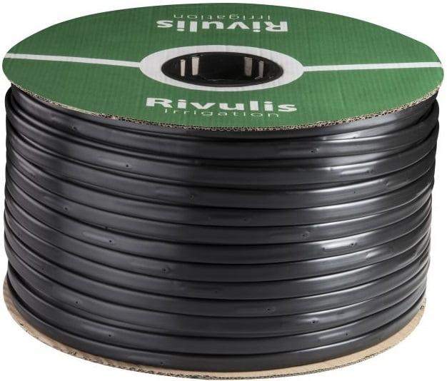 Pilienlaistīšanas lente D2000 - 500m, Ø16 mm, 0,9 mm, 50 cm, 2 l/st