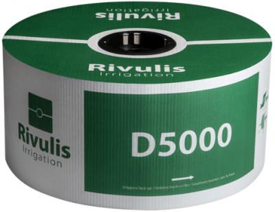 Pilienlaistīšanas lente D5000 - 500m, Ø16 mm, 0,9 mm, 40 cm, 1,5 l/st