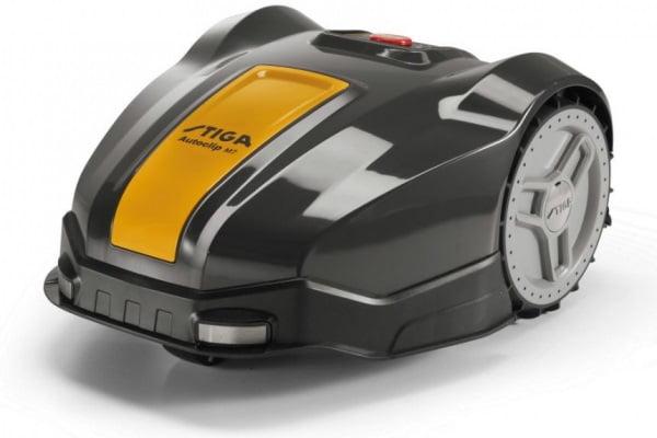 Stiga Autoclip M7 mauriņa pļāvējs robots