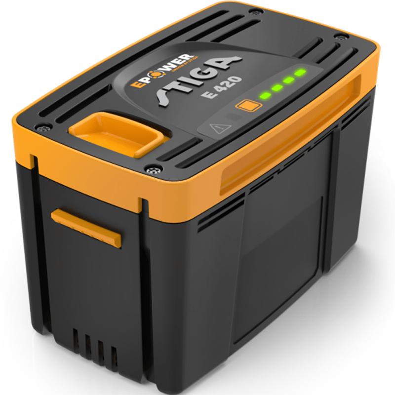 Stiga E 420 akumulators stiga dārza tehnikai