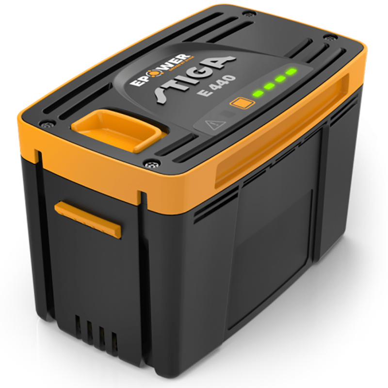 Stiga E 440 akumulators stiga dārza tehnikai