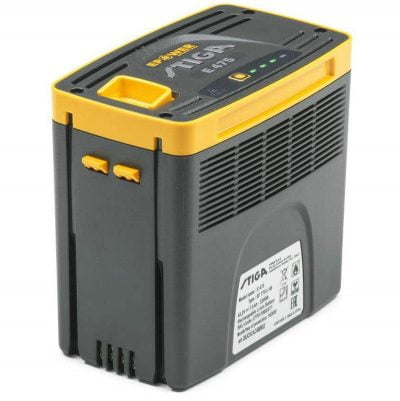 Stiga E 475 akumulators stiga dārza tehnikai